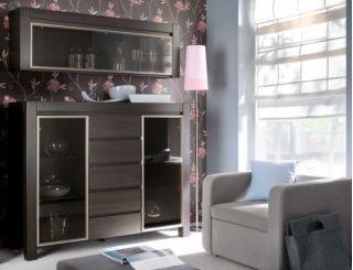 Набор мебели в гостиную AUGUST 4 (АВГУСТ), BRW ( БРВ ), РБ