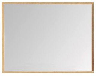 Зеркало  LUS/100 ARI (АРИ) слива валлис-белый, BRW ( БРВ ), РБ