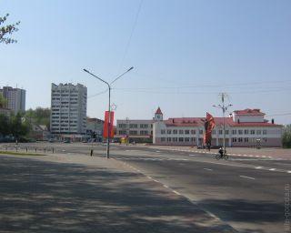 Магазин Лагуна в Мозыре на Ленинской, AMI Мебель (Торговый дом Лагуна), Беларусь