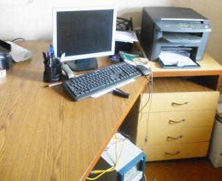 Продам стол бу - офисное рабочее место - в Могилеве