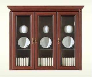 Шкаф-витрина NNAD 3w, СТИЛИУС (STYLIUS), BRW ( БРВ ), РБ