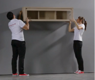 Видеоурок сборки витрины БРВ ( BRW, Black Red White)