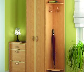 Набор мебели в прихожую, СИМБА СОФТ (прихожие), Столплит, Россия