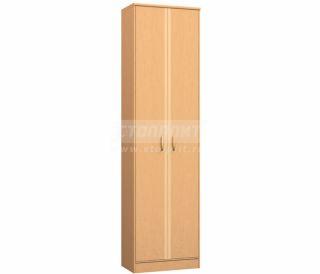 Шкаф для одежды С-43, СИМБА СОФТ (прихожие), Столплит, Россия