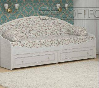 Детская тахта-кровать 12, СТРЕКОЗА, Софтформ (Softform), Беларусь
