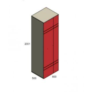 Шкаф S145-SZF2D/20/6, DRIFT ( ДРИФТ ), BRW ( БРВ ), РБ
