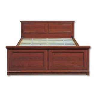 Кровать двухспальная ELOZ-160, КЕНТ (KENT), BRW ( БРВ ), РБ