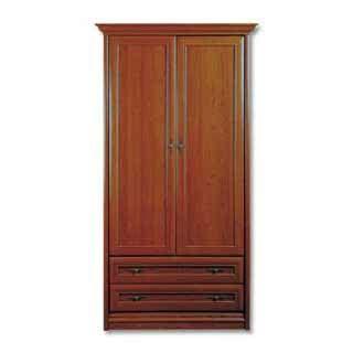 Шкаф для одежды EREG-2d2s, КЕНТ (KENT), BRW ( БРВ ), РБ, ( 1100*430*2045 )