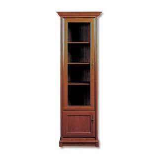 Шкаф с витриной EWIT-1dL, КЕНТ (KENT), BRW ( БРВ ), РБ