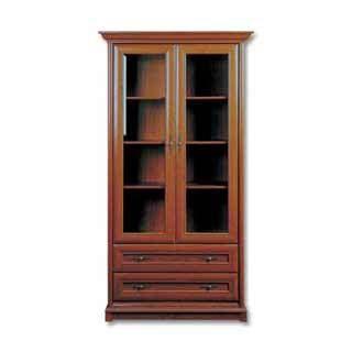 Шкаф с витриной EWIT-2d2s, КЕНТ (KENT), BRW ( БРВ ), РБ
