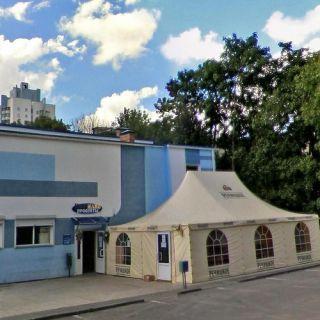 Магазин Лагуна в Гомеле на ул Ильича, AMI Мебель (Торговый дом Лагуна), Беларусь