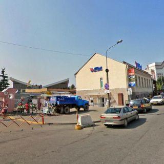Магазин Лагуна в Гродно на Антонова, AMI Мебель (Торговый дом Лагуна), Беларусь