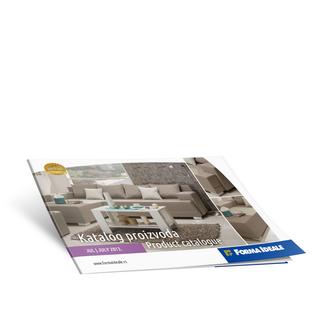 Forma Ideale каталог мягкой мебели 2013
