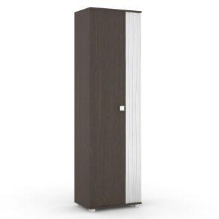 Шкаф для одежды ЛД 603.020 Сакура Серый Бархан, Алмаз (Любимый дом), Россия