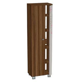 Шкаф для одежды ЛД 603.020 Сакура Капучино, Алмаз (Любимый дом), Россия