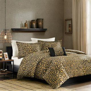 Леопардовый принт в дизайне интерьера