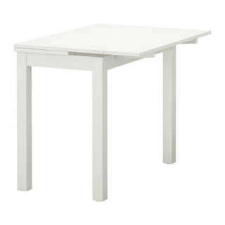 Продаю белый обеденный стол IKEA в Минске