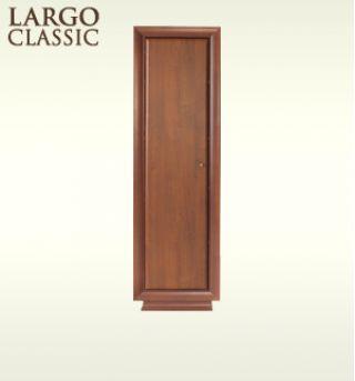 Шкаф REG1D-20-6, LARGO CLASSIK (Ларго Классик), BRW (БРВ), РБ