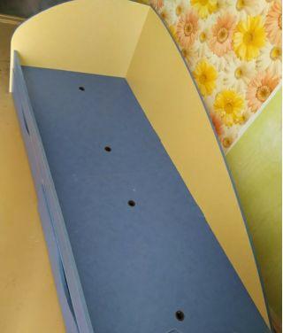 Продается кровать детская БУ в Минске