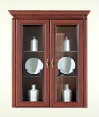Шкаф-витрина NNAD 2w, СТИЛИУС (STYLIUS), BRW ( БРВ ), РБ