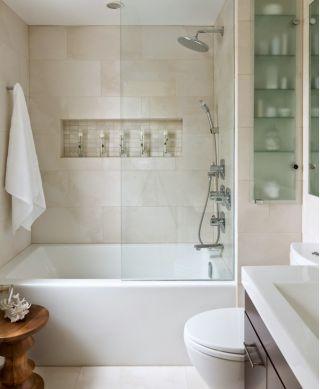 7 вариантов отделки ванной комнаты