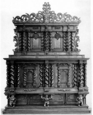 Подборка античной мебели