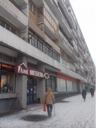 Магазин Лагуна на Логойском тракте в Минске, AMI Мебель (Торговый дом Лагуна), Беларусь