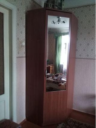 Продается угловой шкаф с зеркалом БУ в Минске
