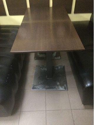 Продам столы для кафе, бара, рксторана БУ в Минске