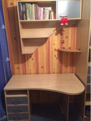 Продам набор польской детской мебели БУ в Минске