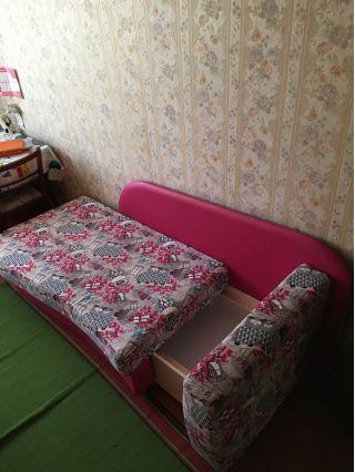 Продам тахту детскую для девочки БУ в Минске