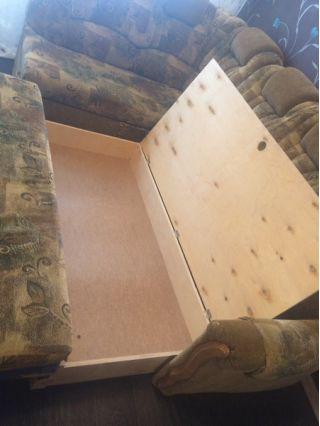 Продам вместительный угловой диван БУ в Минске