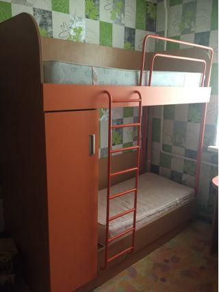 Продаю двухъярусную кровать бу в Минске