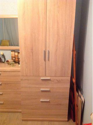 Продам шкаф с ящиками БУ в Минске