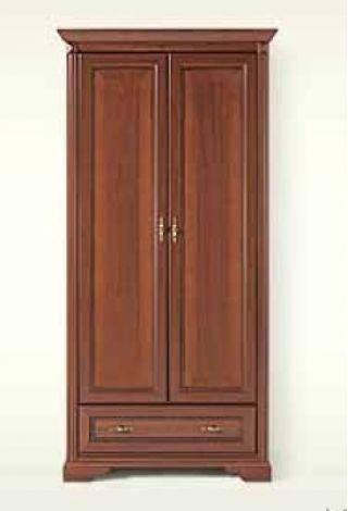 Шкаф двухдверный NSZF 2d1s, СТИЛИУС (STYLIUS), BRW ( БРВ ), РБ