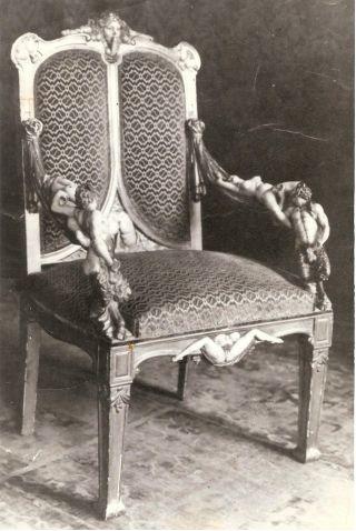 Эротическая мебель Екатерины - это фейк или правда?