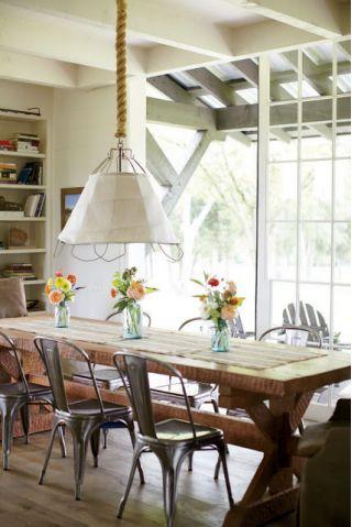 Творческий подход к использованию каната в вашем доме