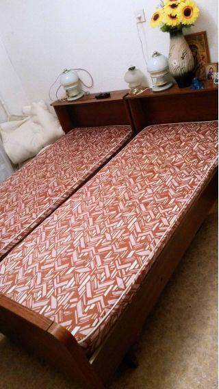 Продам кровать с матрасом БУ в Минске