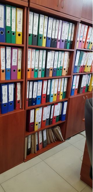 Распродажа офисной мебели БУ в Минске