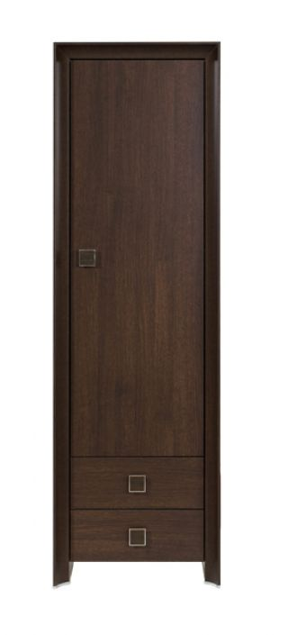 Шкаф REG 1d2s-20-6, СОРРЕНТО ( SORRENTO ), BRW ( БРВ ), РБ, ( 620*415*1980 )