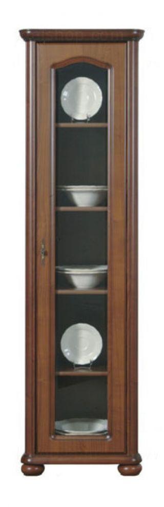 Шкаф-витрина 60LP, НАТАЛИЯ (NATALIA), BRW ( БРВ ), РБ