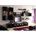 Набор мебели JANG-4 для гостиной, стенка, горка ( ЯНГ ), BRW ( БРВ ), РБ